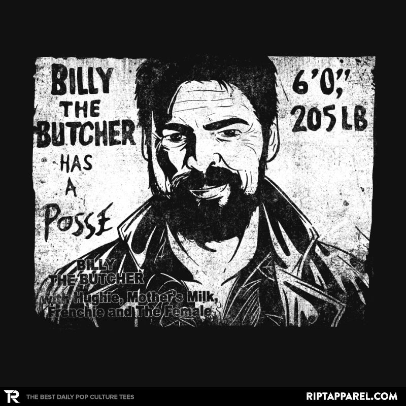 Butcher's Posse - RIPT Apparel