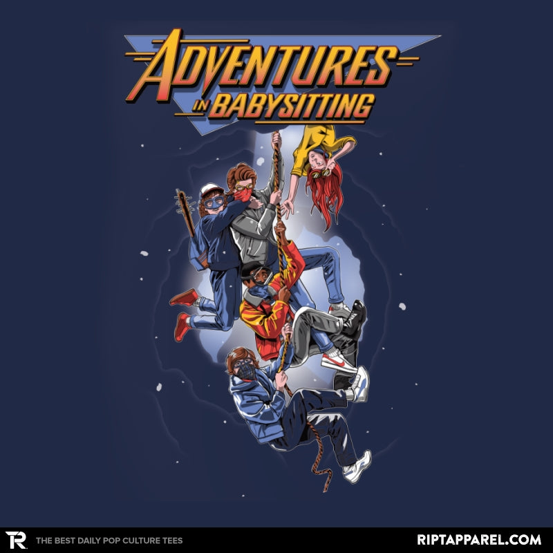 Steve's Adventure in Babysitting - Collection Image - RIPT Apparel