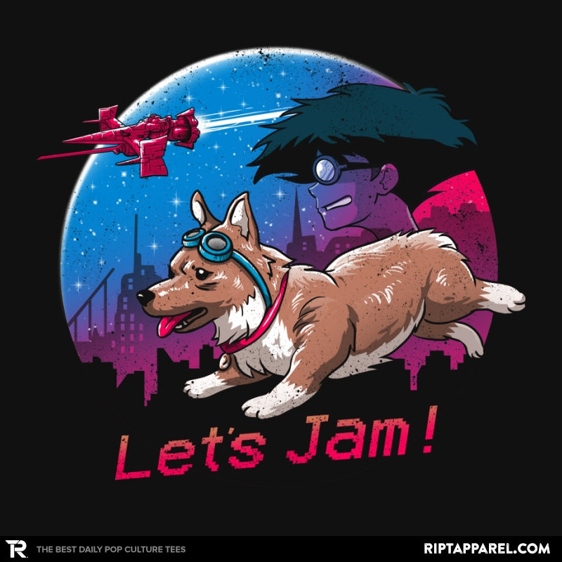 Let's Jam - Collection Image - RIPT Apparel