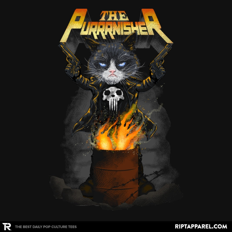 THE PURRRNISHER - Collection Image - RIPT Apparel