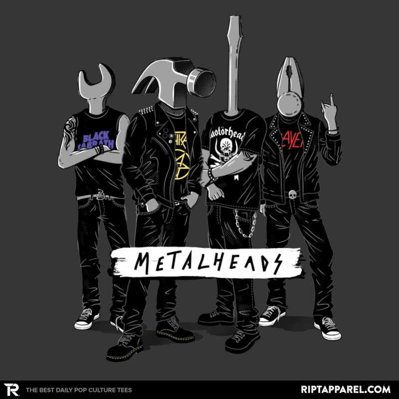 Metalheads - Collection Image - RIPT Apparel