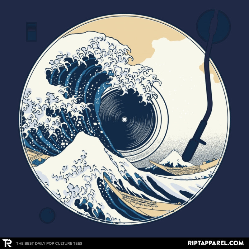 The Great Wave off Music - Collection Image - RIPT Apparel