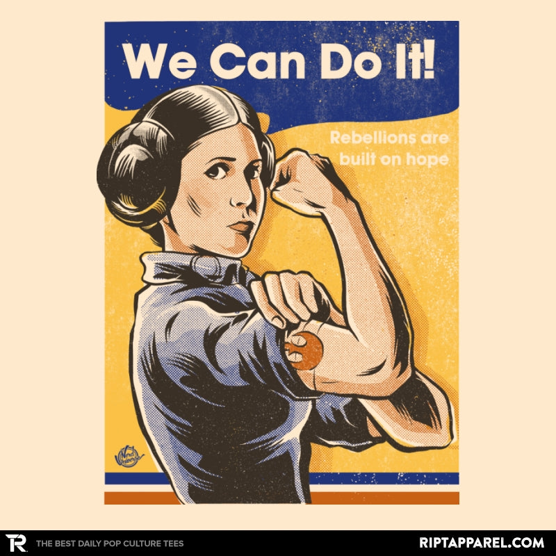 We Can Do It - RIPT Apparel