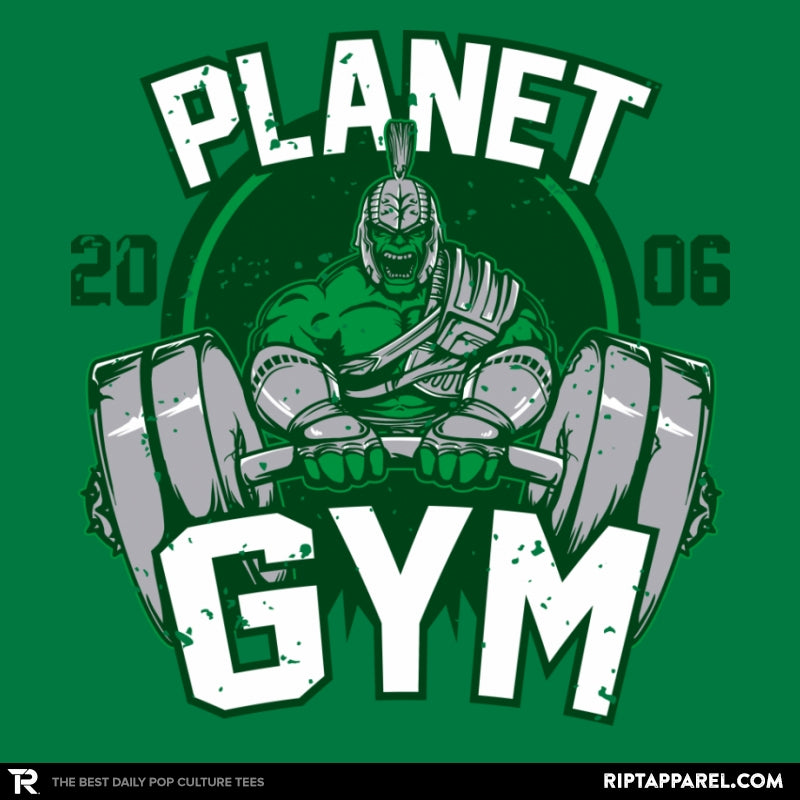 Planet Gym - Collection Image - RIPT Apparel