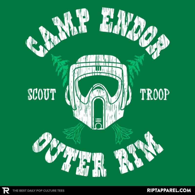Camp Endor Reprint - Collection Image - RIPT Apparel