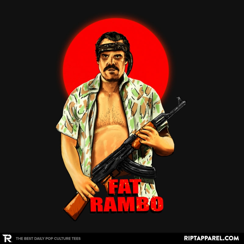 Fat Rambo - RIPT Apparel