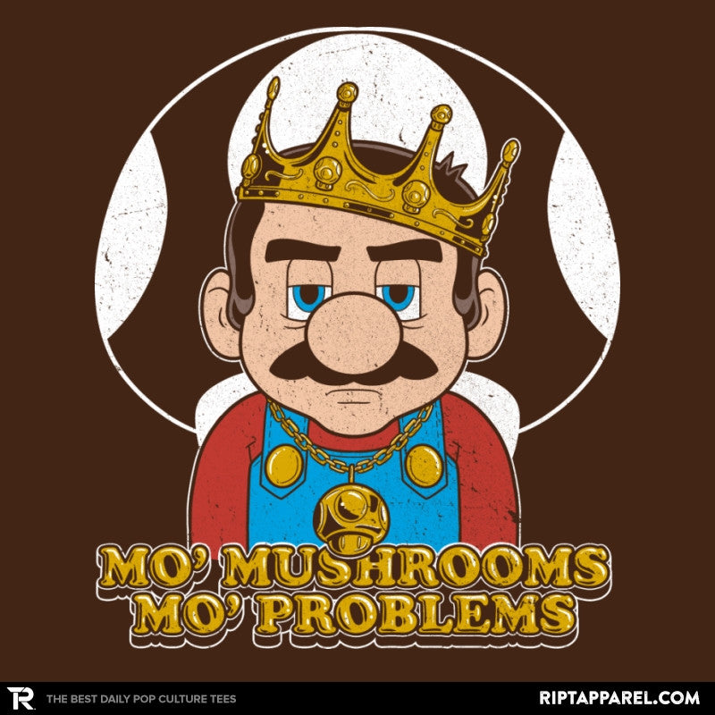 Mo' Mushrooms Mo' Problems - Collection Image - RIPT Apparel