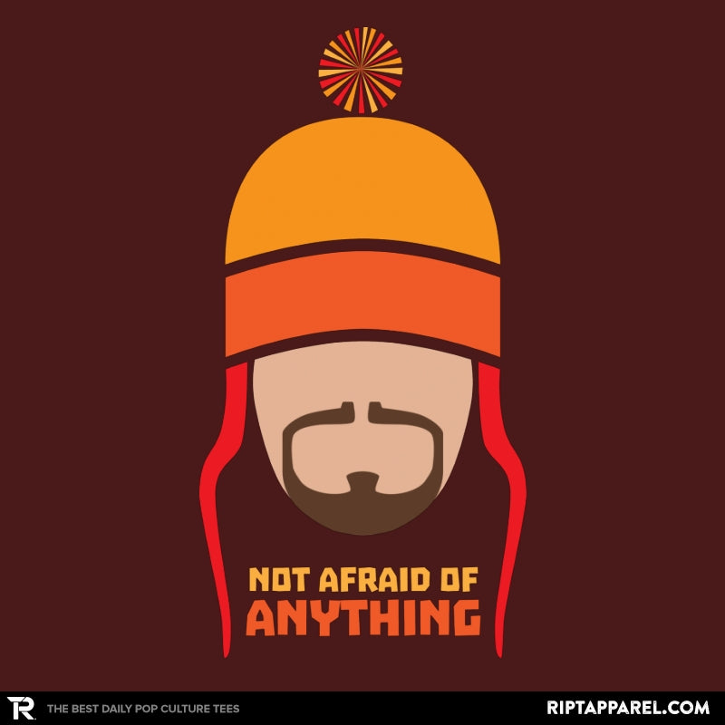 Not Afraid of Anything - RIPT Apparel