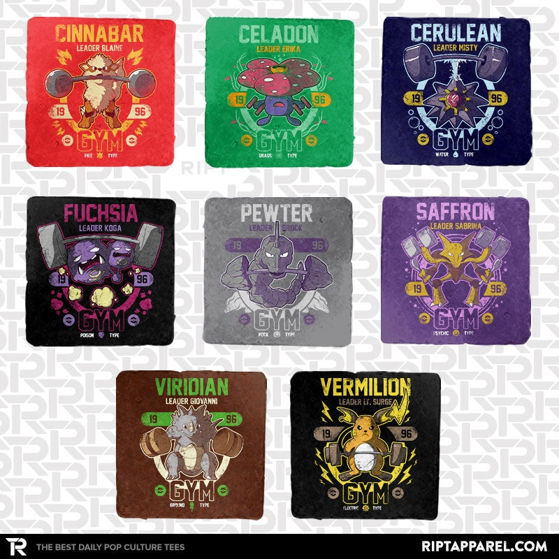 Evolution 8-Coaster Set - New Year's Evolutions - RIPT Apparel