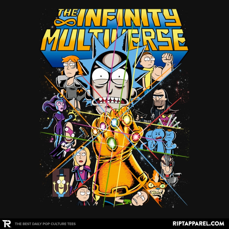 The Infinity Multiverse - Collection Image - RIPT Apparel