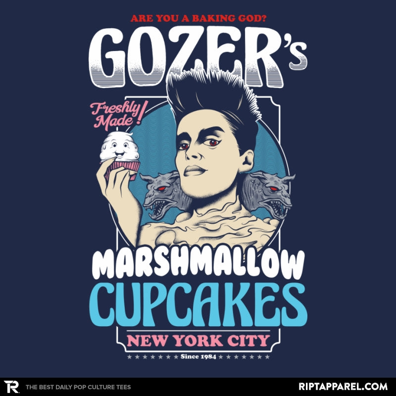 Gozer's Cupcakes - Collection Image - RIPT Apparel