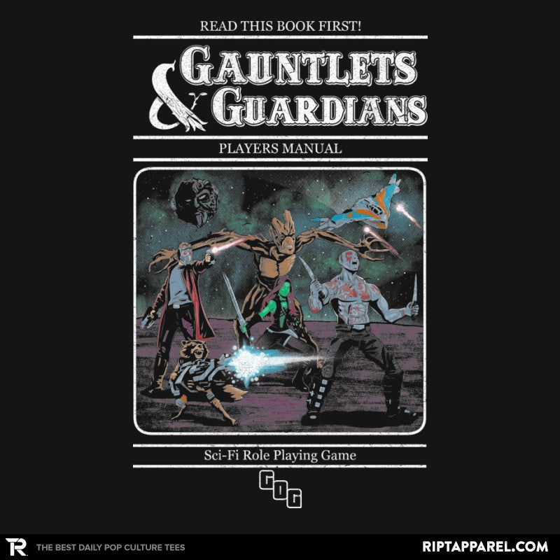 Gauntlets and Guardians Exclusive - Collection Image - RIPT Apparel