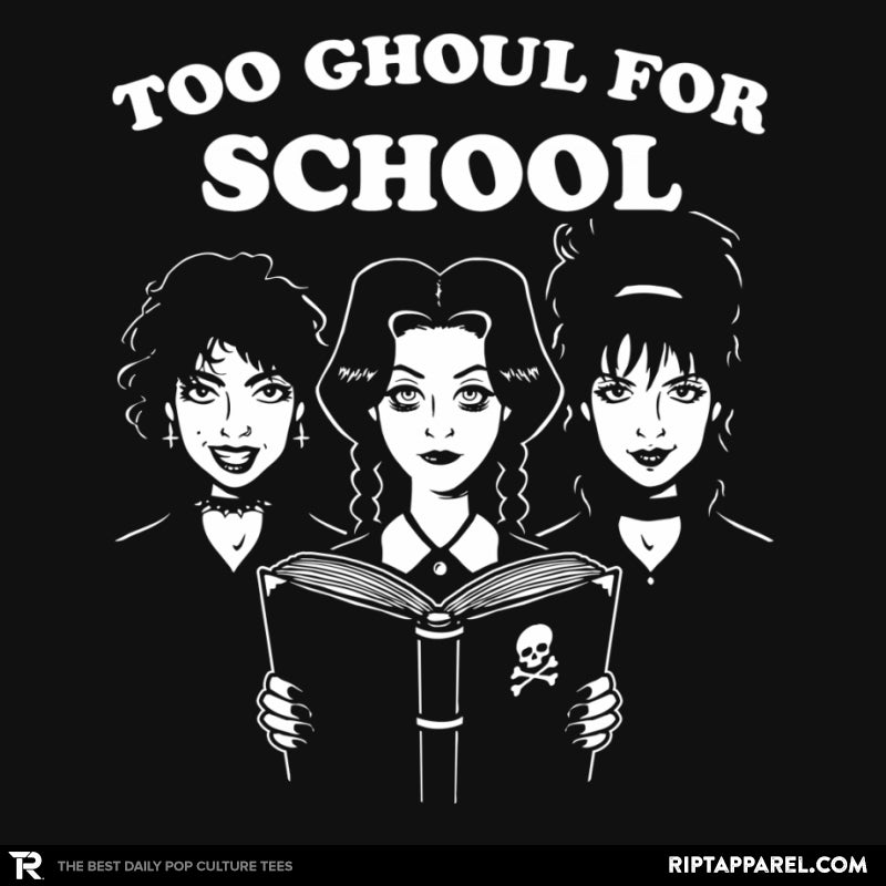 Ghoul School - Collection Image - RIPT Apparel