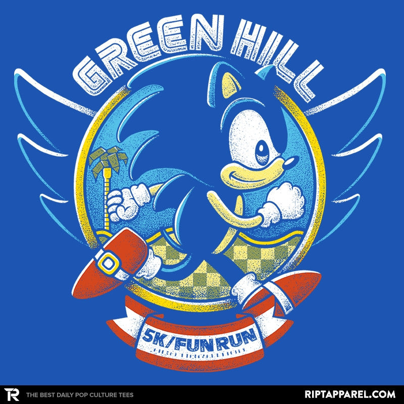 Sonic 5K - Collection Image - RIPT Apparel