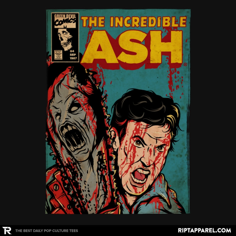 The Incredible Ash - Collection Image - RIPT Apparel