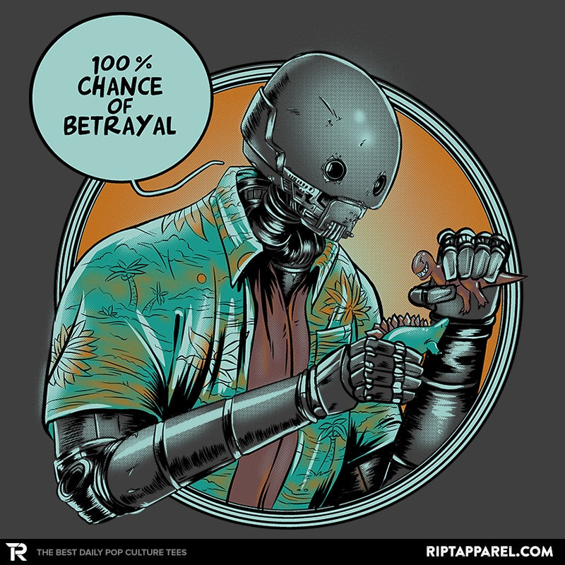 100% Chance of Betrayal Exclusive - Collection Image - RIPT Apparel