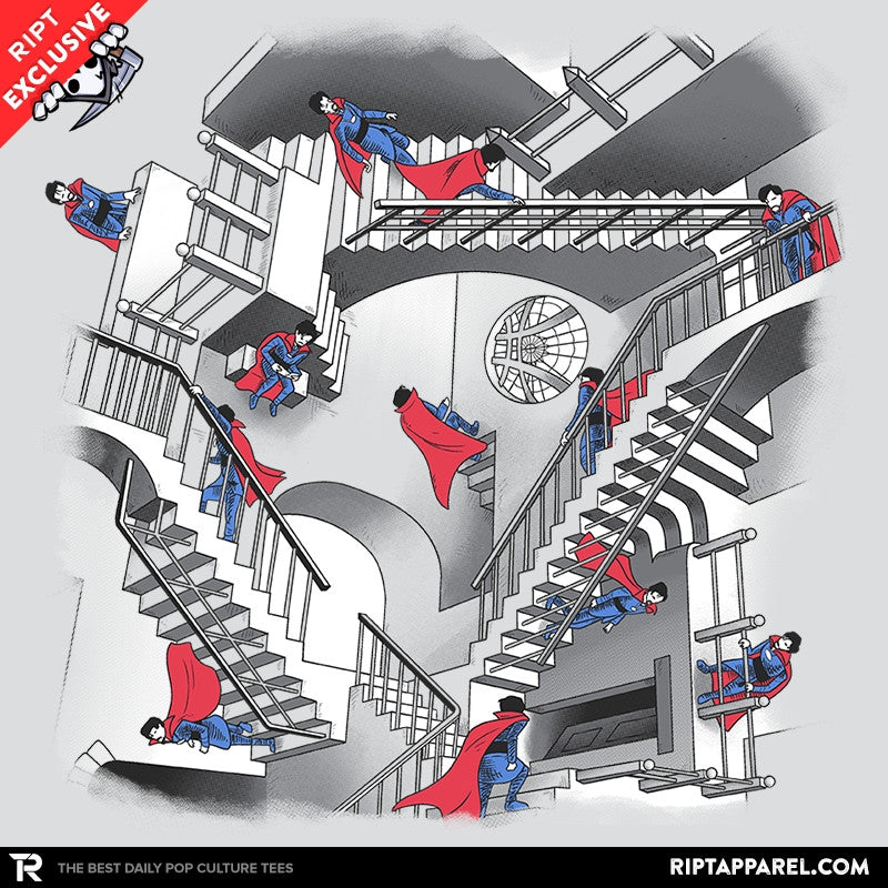Strange Stairs Exclusive - Collection Image - RIPT Apparel