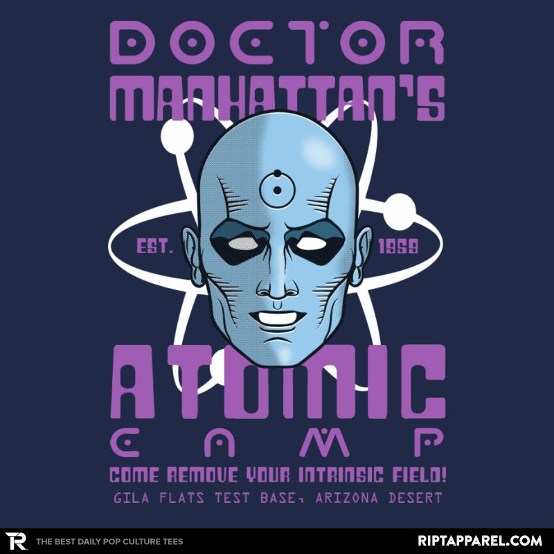 Doctor's Atomic Camp - Collection Image - RIPT Apparel