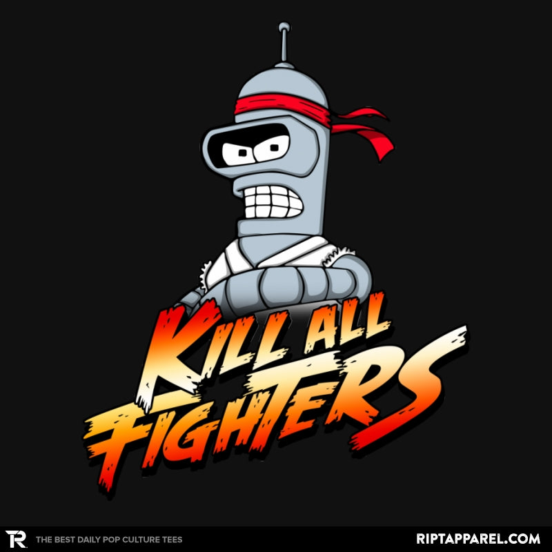 Kill all fighters - Collection Image - RIPT Apparel