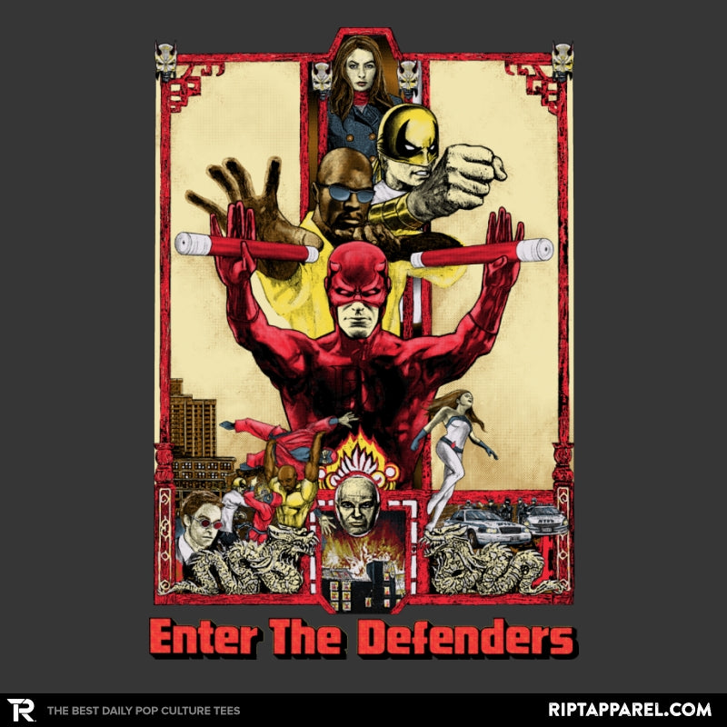 Enter the Defenders - Best Seller - RIPT Apparel