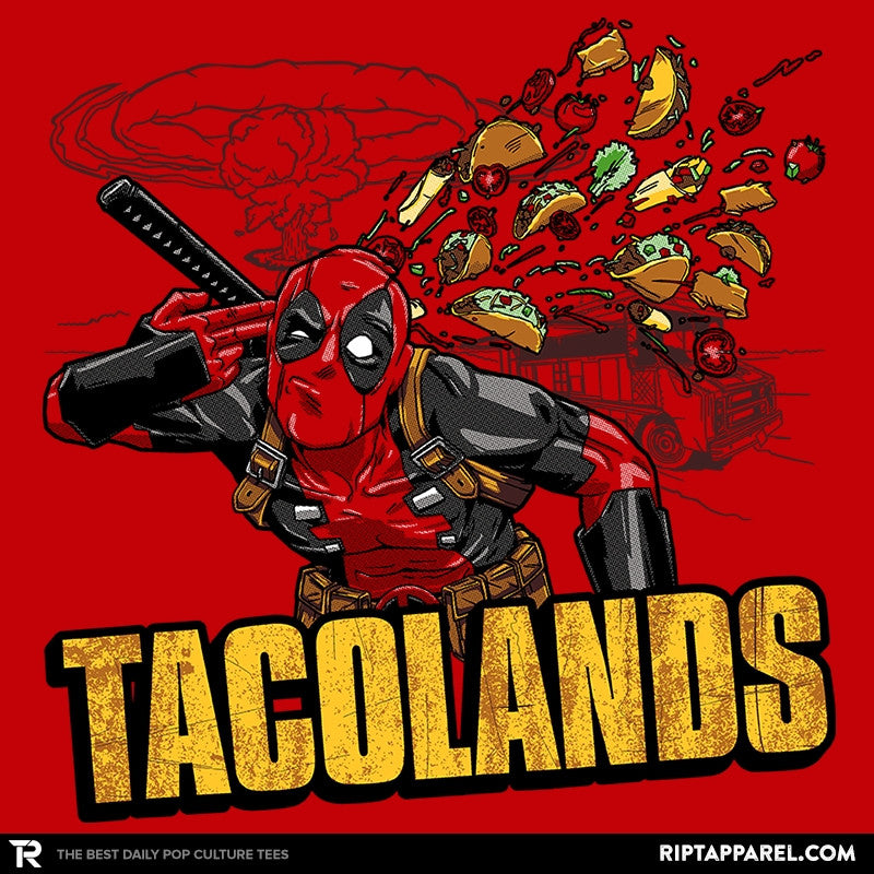 Tacolands - RIPT Apparel