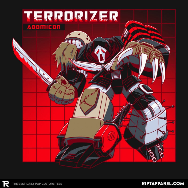 Terrorizer Exclusive - Shirtformers - Collection Image - RIPT Apparel
