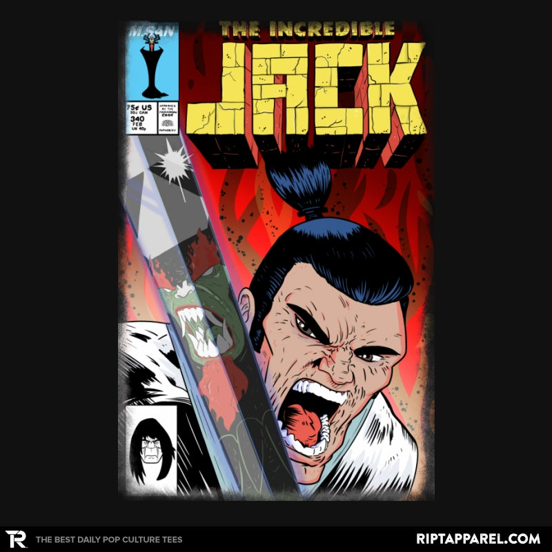 The Incredible Jack - Collection Image - RIPT Apparel