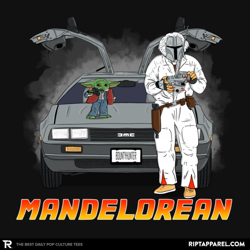 The ManDELORIAN - Collection Image - RIPT Apparel