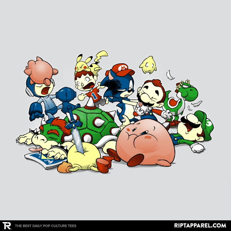 Smash Brawl - Miniature Mayhem - Collection Image - RIPT Apparel