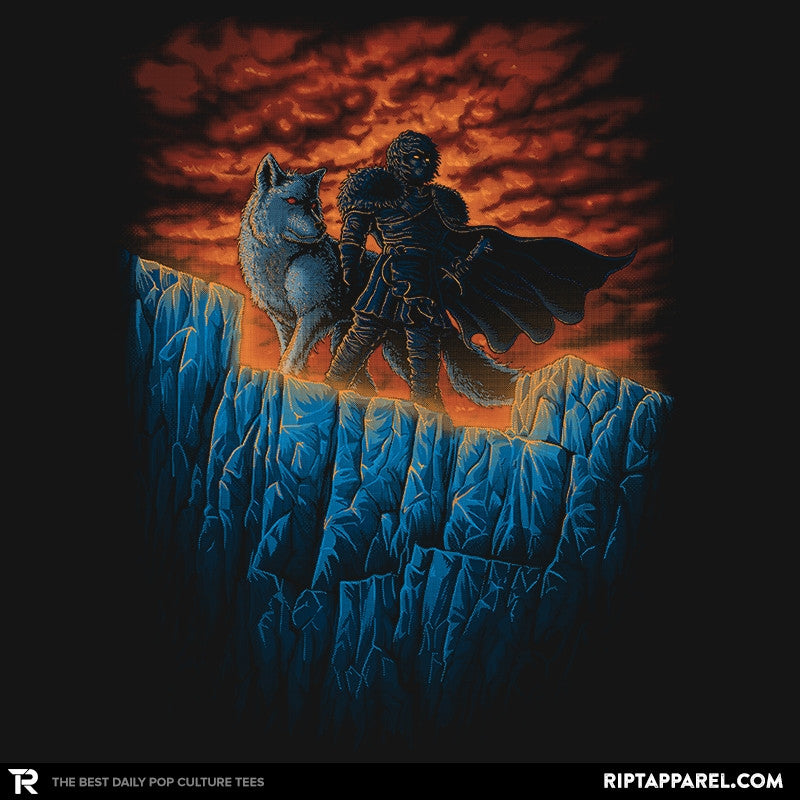 Watchers of the Wall - Pop Impressionism - RIPT Apparel