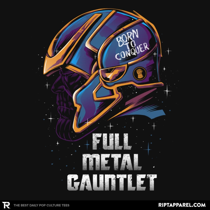 Full Metal Gauntlet - Collection Image - RIPT Apparel
