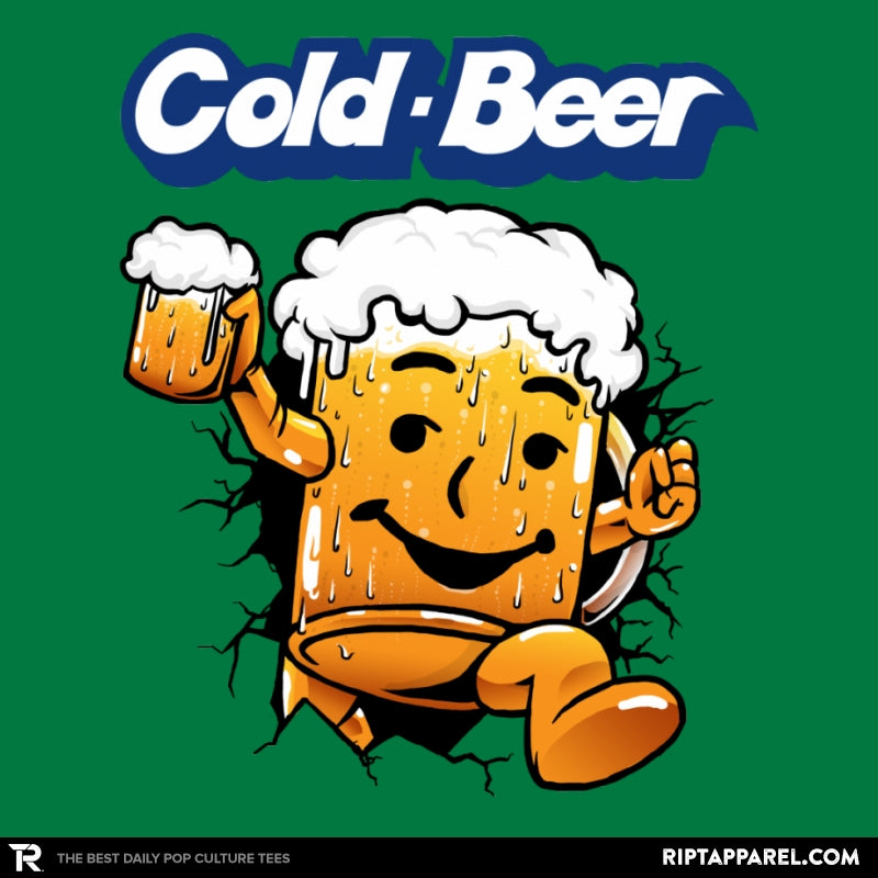 Cold Beer - Collection Image - RIPT Apparel