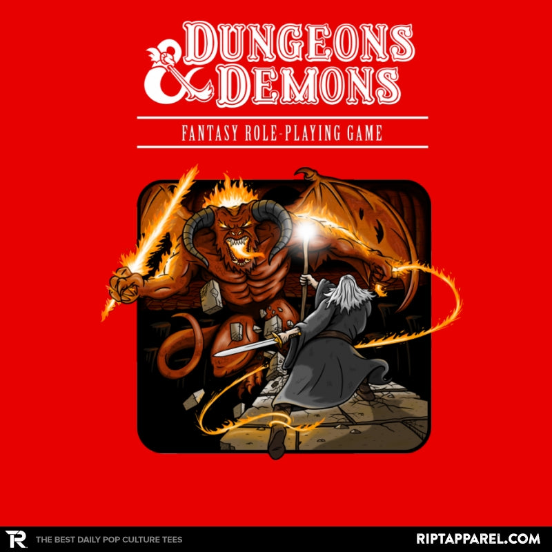 Dungeons & Dwarves - RIPT Apparel