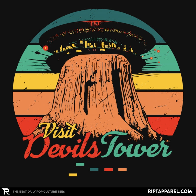 Visit Devils Tower - RIPT Apparel