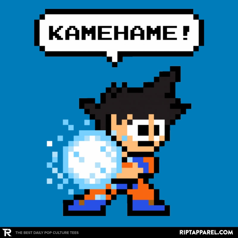 8bit Kamehame - Collection Image - RIPT Apparel