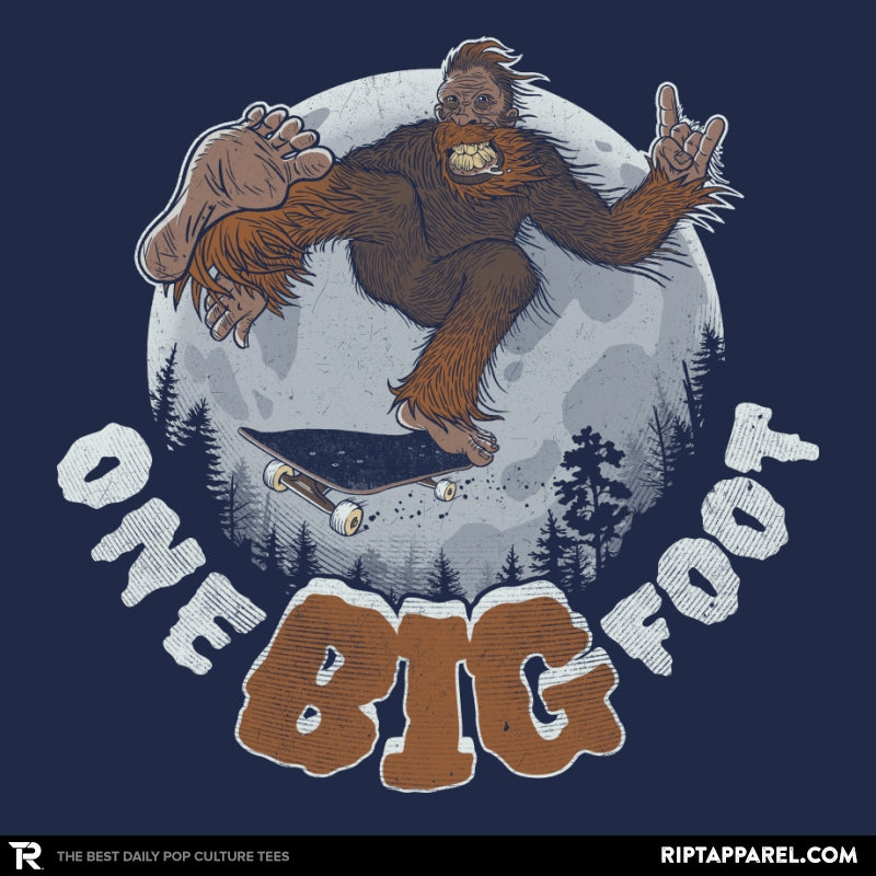 One Big Foot - Collection Image - RIPT Apparel