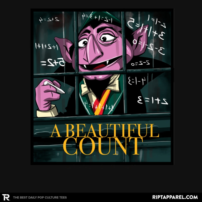 A Beautiful Count - Collection Image - RIPT Apparel