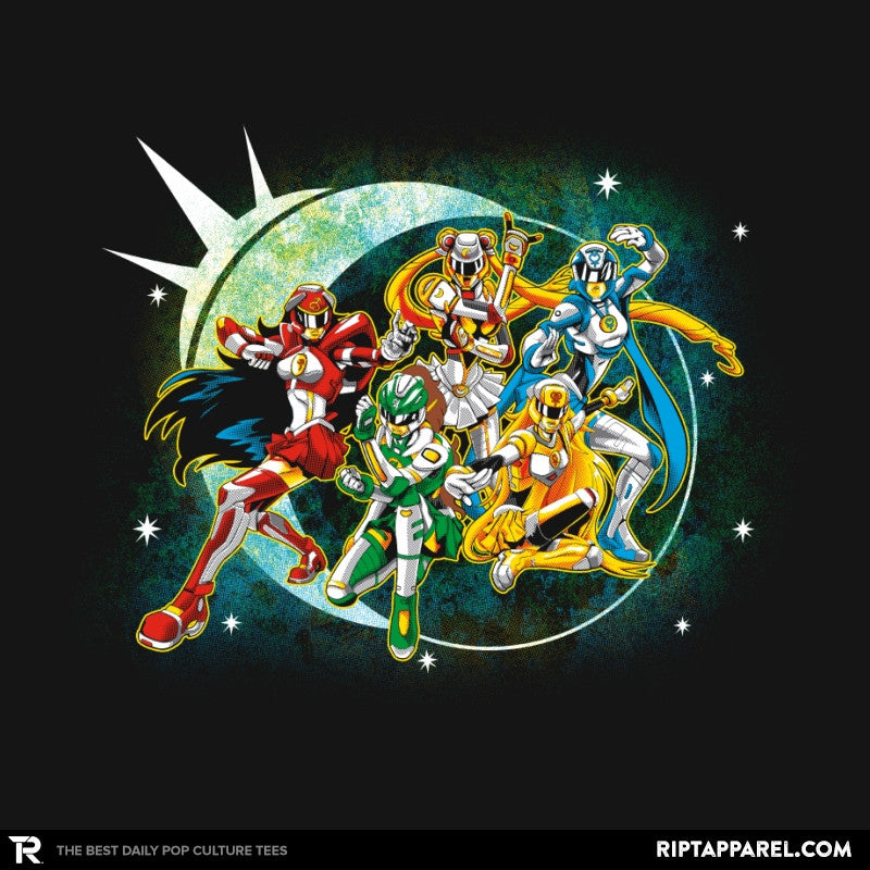 Sailor Rangers GO! - Collection Image - RIPT Apparel