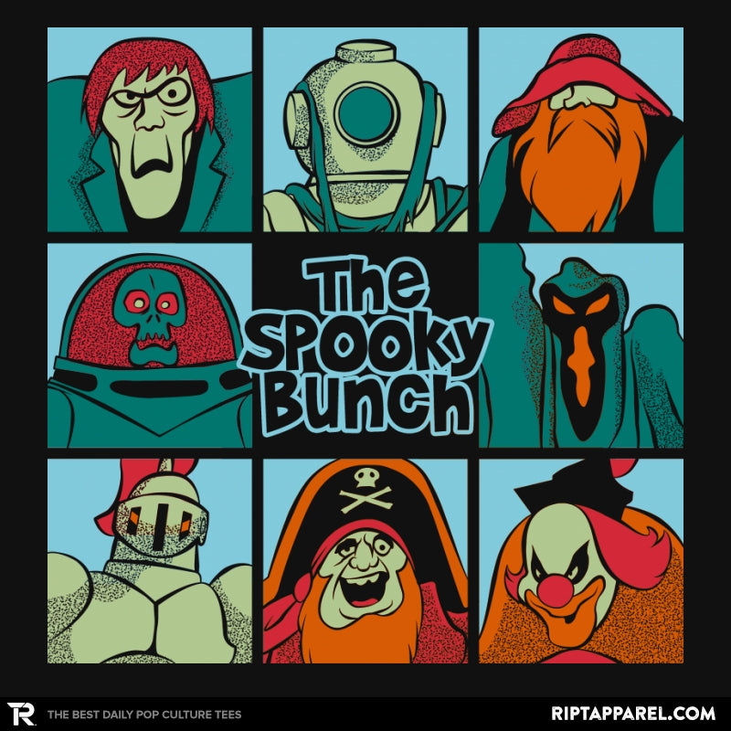 The Spooky Bunch - Collection Image - RIPT Apparel
