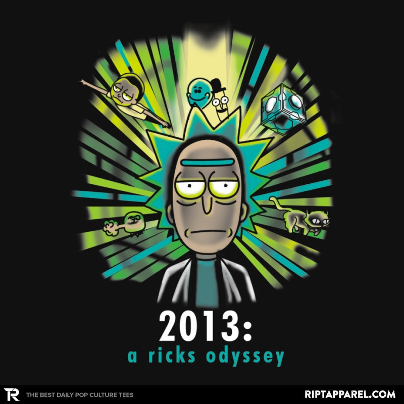 A Ricks Odyssey - Collection Image - RIPT Apparel