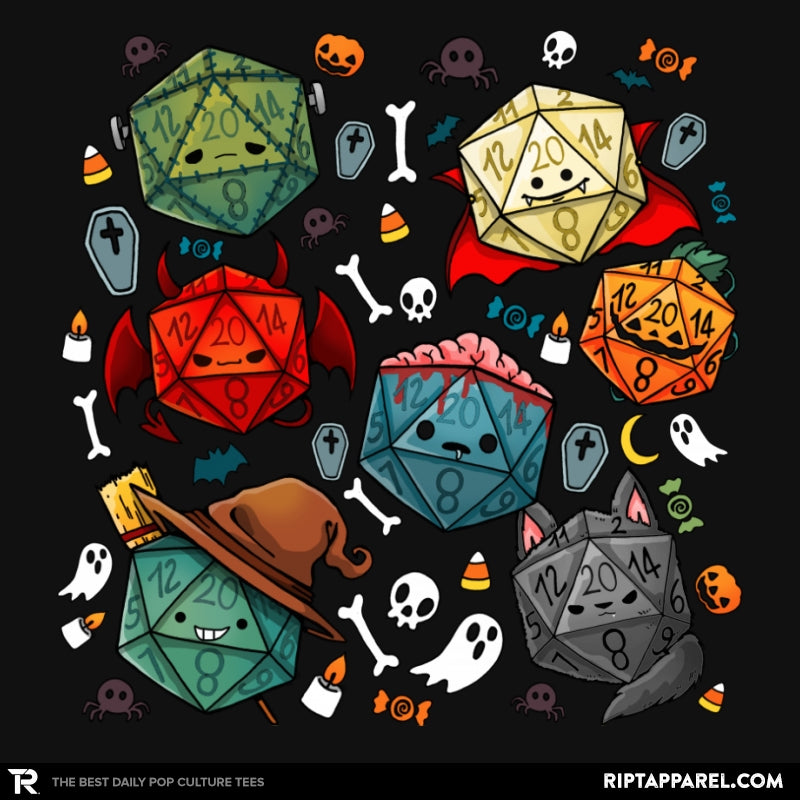Halloween Dice - Collection Image - RIPT Apparel