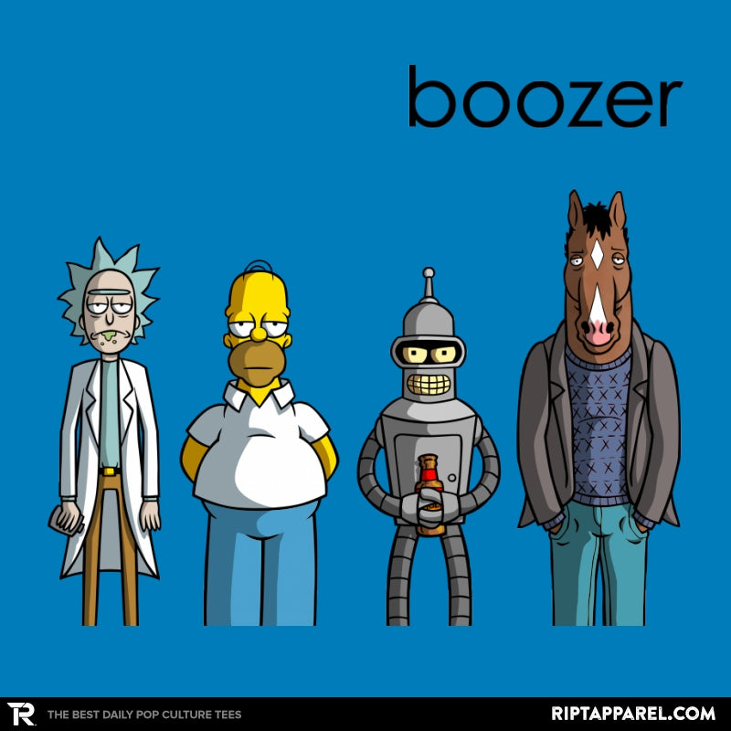 BOOZER - Collection Image - RIPT Apparel