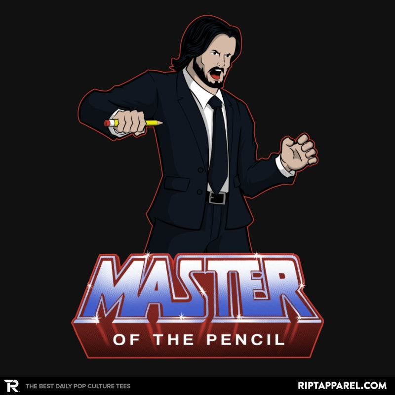 Master Of The Pencil - Collection Image - RIPT Apparel