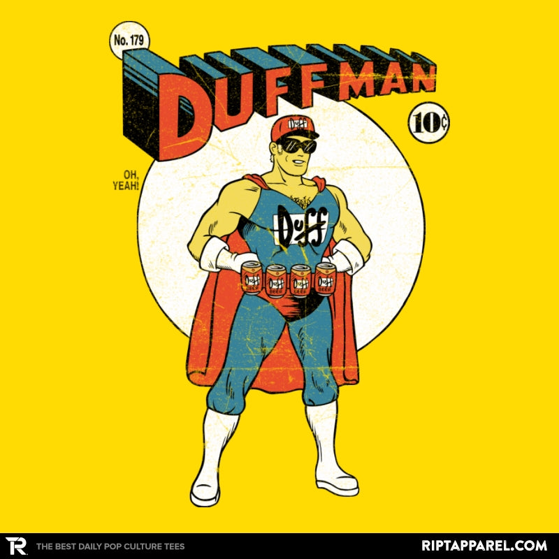 Duffman! - Collection Image - RIPT Apparel