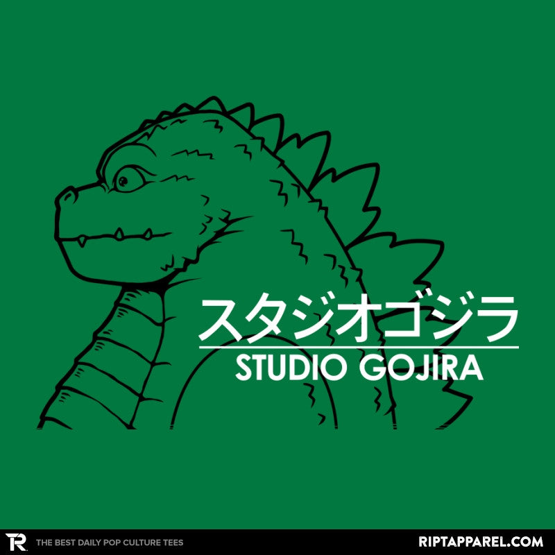 Studio Gojira Reprint - Collection Image - RIPT Apparel