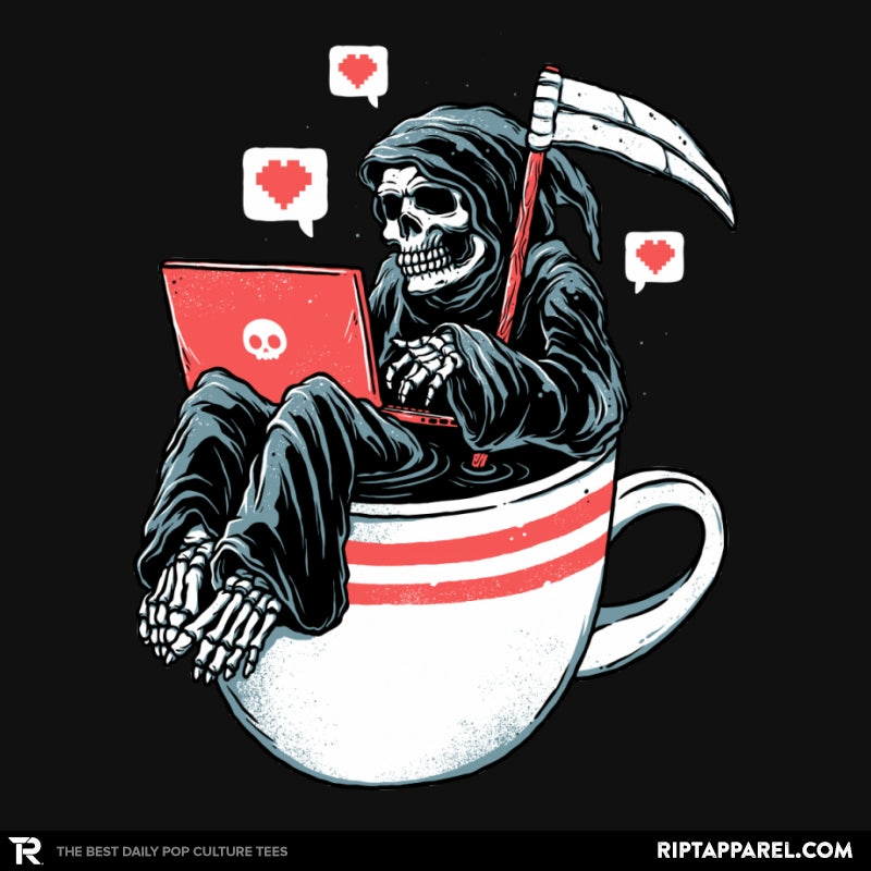 Love Death and Coffee - Collection Image - RIPT Apparel