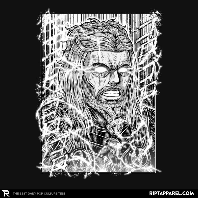 669e1afe Thunder God - Collection Image - RIPT Apparel. Thunder God - Mens - T-Shirts  ...