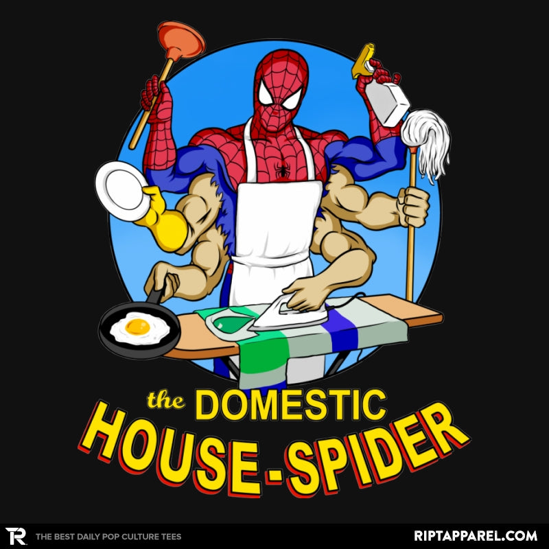 Domestic Spider - Collection Image - RIPT Apparel