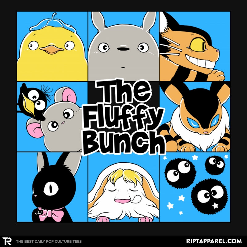 The Fluffy Bunch - Collection Image - RIPT Apparel