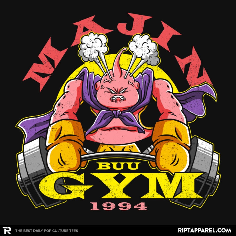 Majin Buu Gym - Collection Image - RIPT Apparel